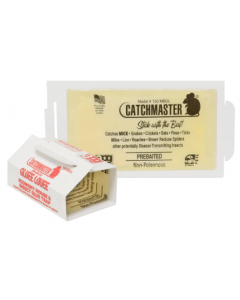 CATCHMASTER #150MBGL Economy mouse glue board