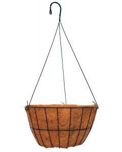 Multi-Formes Wire Basket with coco liner