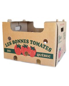 Box for field tomatoes (20lbs)