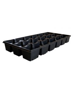 """Transport tray for 3.5"""" square pot x 18 pockets"""