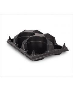 "ITML Regal Shuttle transport trays for 6"" round pot x 6 pockets"
