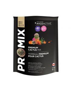 PRO-MIX Terreau Premium pour cactus bio 5 L