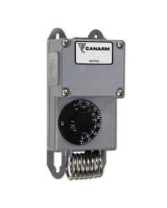 CANARM Ventilation thermostat CNTF115