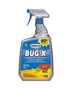 WILSON BUG-X Insecticide Prêt à l'emploi 1 L